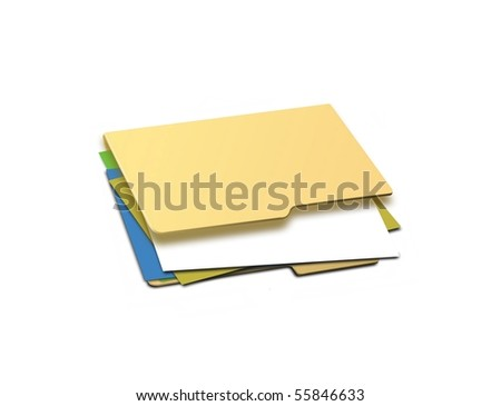 Contract folder