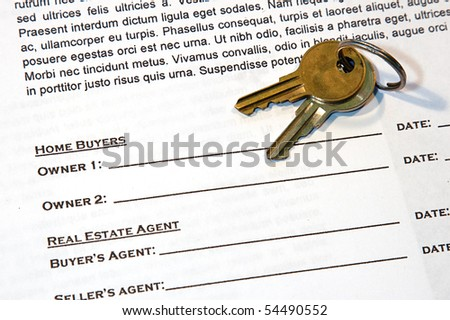 Sales Contract Stock Photos, Royalty-Free Images & Vectors