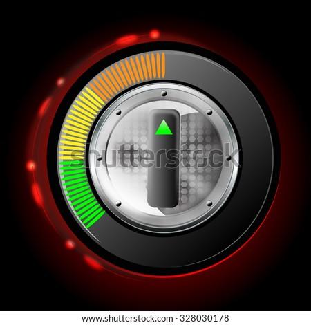 Controller - stock photo