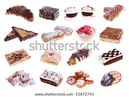 Cookie - stock photo