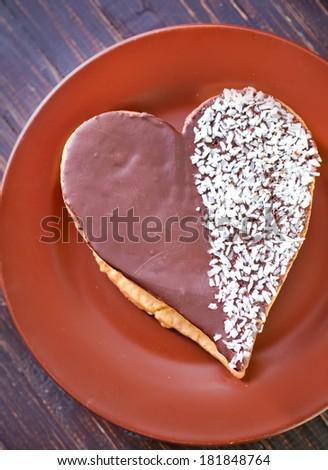cookie - stock photo