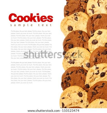 cookies - stock photo