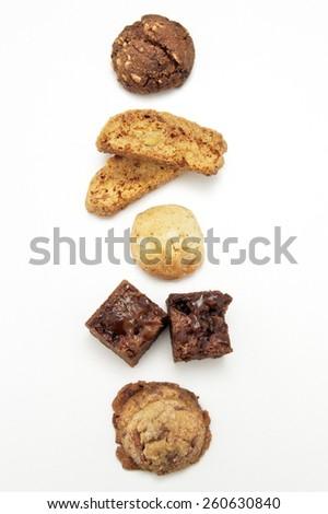 Cookies Assorted - stock photo