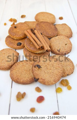 cookies with cinnamon