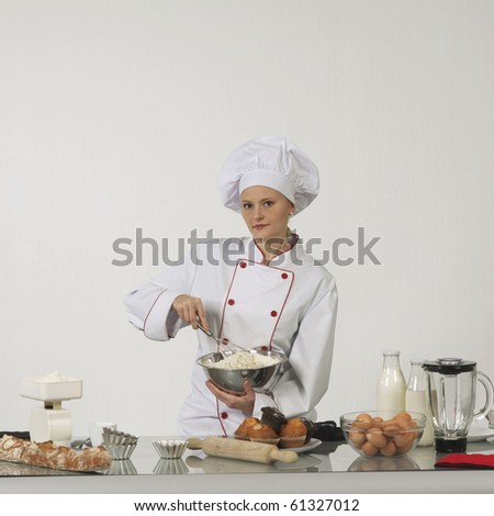 cooking bakery professional uniform