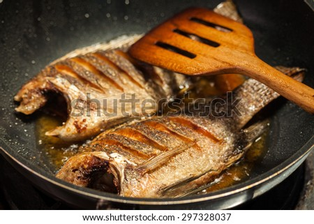 Stock photos royalty free images vectors shutterstock for What is the best oil for frying fish