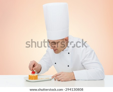 Pastry Chef Stock Photos, Images, & Pictures | Shutterstock