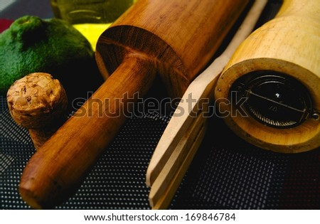 Cookware 3 - stock photo