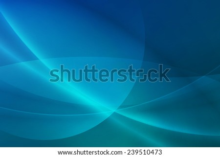 cool blue gradient abstract background
