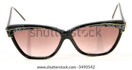 cool hip hot stylish sun glasses part of a collection of may pairs that I have
