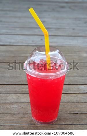 Cool, sweet water. - stock photo