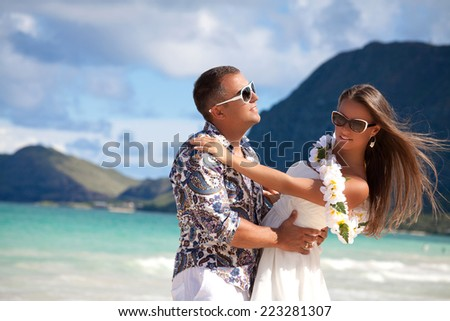 Abelena 39 s hawaii people travel set on shutterstock for Cool vacations for couples