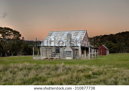 Coolamine Homestead in the Snowy Mountains