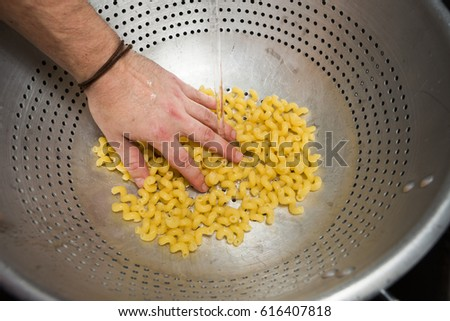 how to cook pasta with cold water