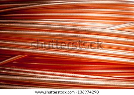 Copper - stock photo
