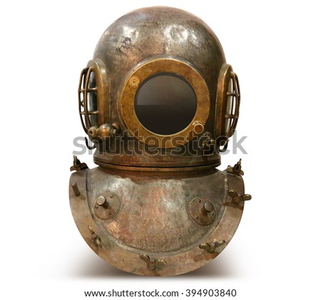 diving helmet stock images royaltyfree images amp vectors