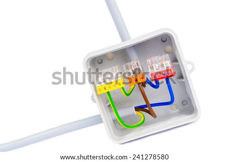 how to connect stripped wires