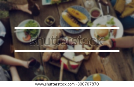 Copy Space Blank Summer Vacation Holiday Concept - stock photo