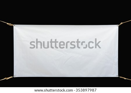 Advertising Banner Stock Images RoyaltyFree Images  Vectors - Blank vinyl banners