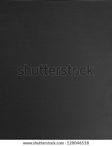 corduroy black background - stock photo