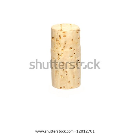 Cork - stock photo