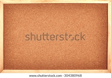cork board as background - stock photo