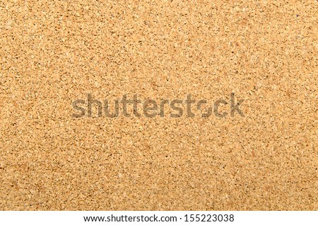 Cork board  as texture background - stock photo
