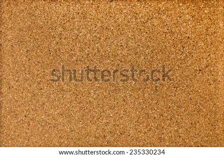 Cork board background - stock photo