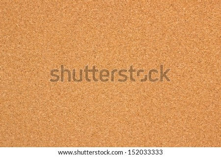 Cork board beautiful texture background.