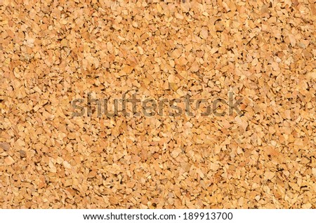 cork board close up detail background texture - stock photo