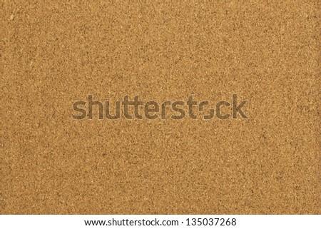 Cork-board texture - stock photo