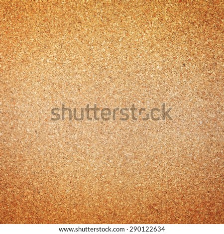 Cork board texture background - stock photo