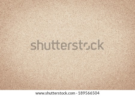 Cork board texture use for background - stock photo