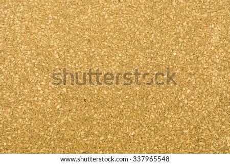 cork brown board texture - stock photo