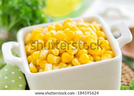 Corn - stock photo