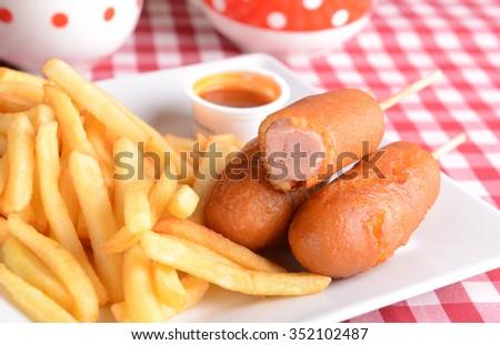 kid hotdog stock photos royalty free images amp vectors