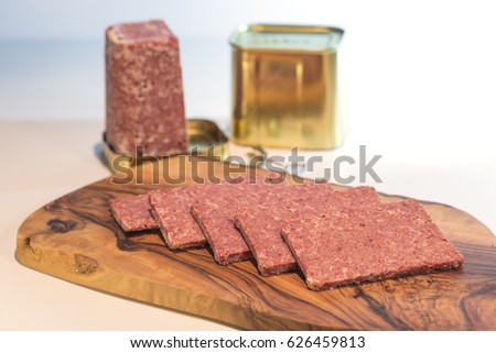 Corned Beef With Tin