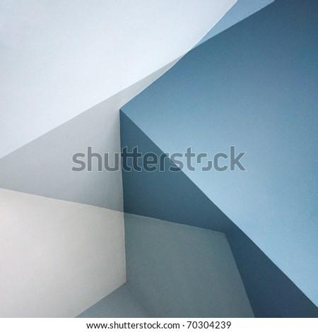 Corner - stock photo