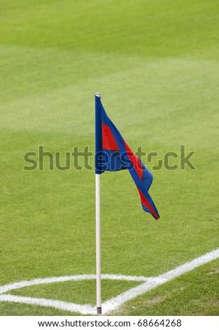 Corner Flag - stock photo