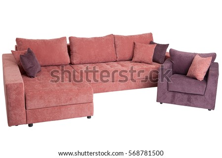Sleeper sofa stock images royalty free images vectors for Sofa bed dimensions unfolded