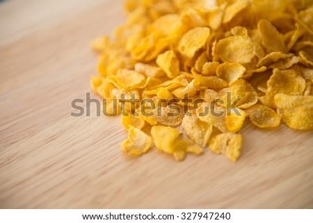 Cornflake - stock photo