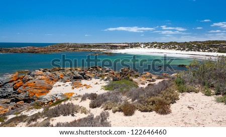 Corny Point, Yorke Peninsula, South Australia