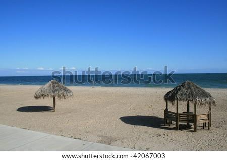 Corpus Resort - stock photo