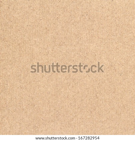 corrugated cardboard texture, can be used as a background - stock photo