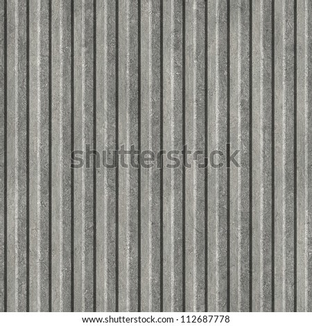 Corrugated metal  Seamless texture. Corrugated Metal Texture Stock Images  Royalty Free Images
