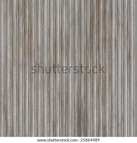 Corrugated metal surface with corrosion seamless texture. Corrugated Metal Texture Stock Images  Royalty Free Images