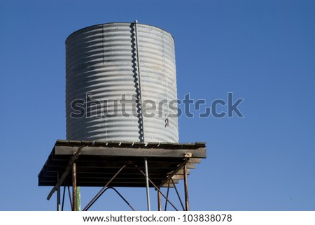 Water Tanks Stock Photos, Royalty-Free Images & Vectors - Shutterstock