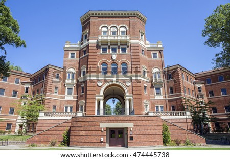 University of oregon stock images royalty free images for State college home builders