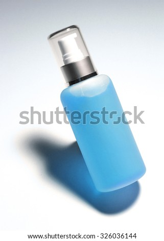 Cosmetic & beauty product - stock photo