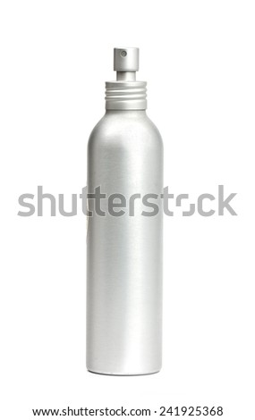 Cosmetic isolated on a white background.  Studio photo - stock photo